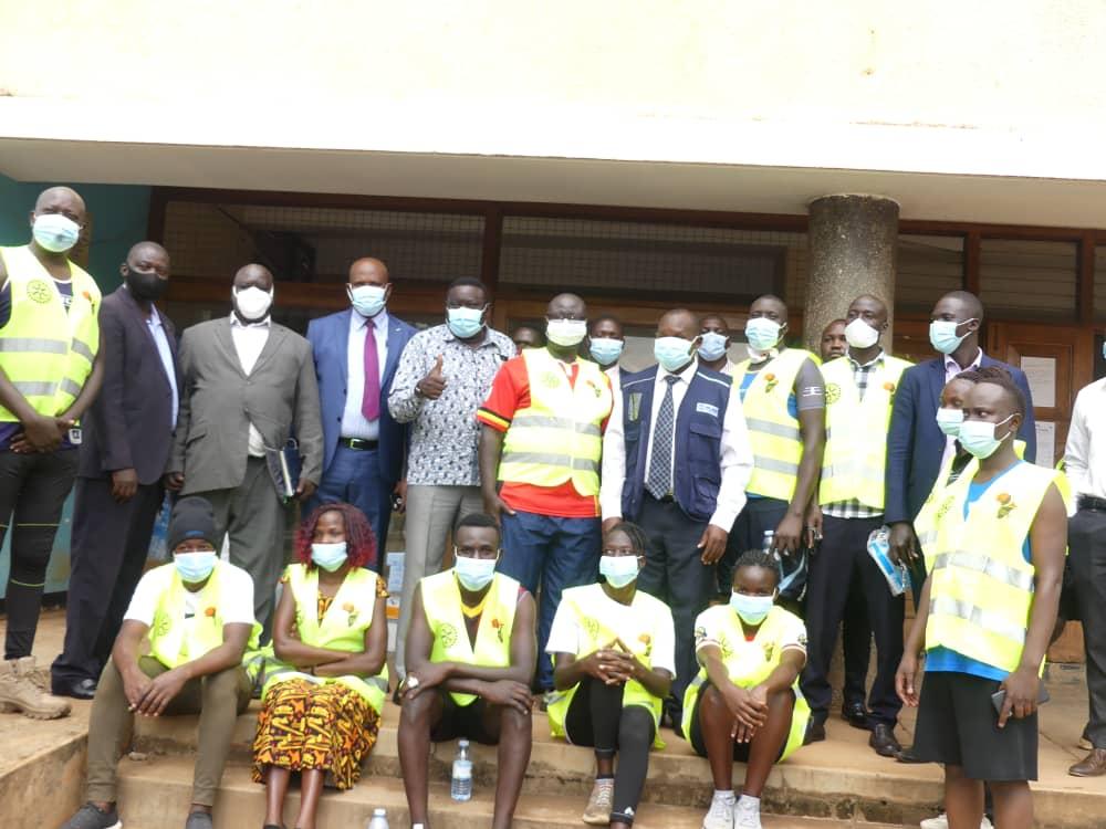 TAGA and LDLG officials